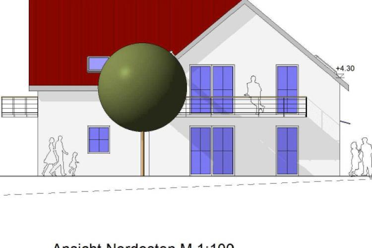 4-Familienhaus in Obertrubach