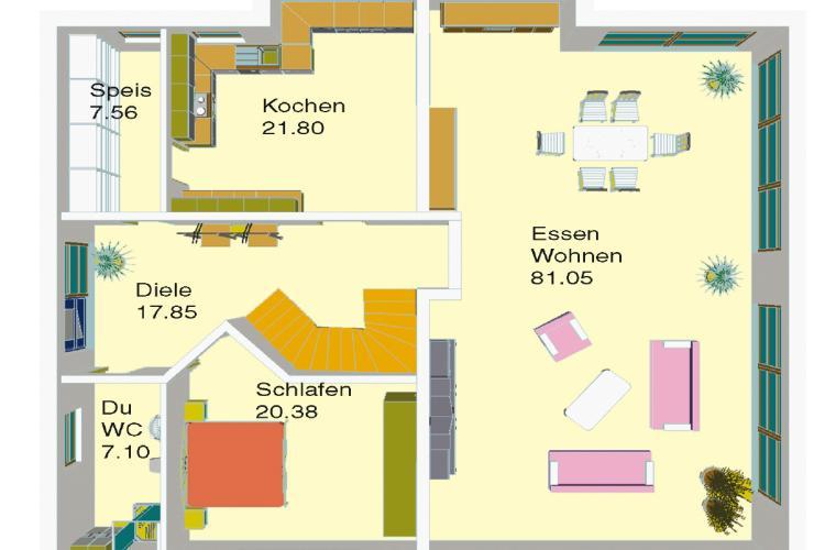 Einfamilienhaus Igensdorf-Mittelrüsselbach