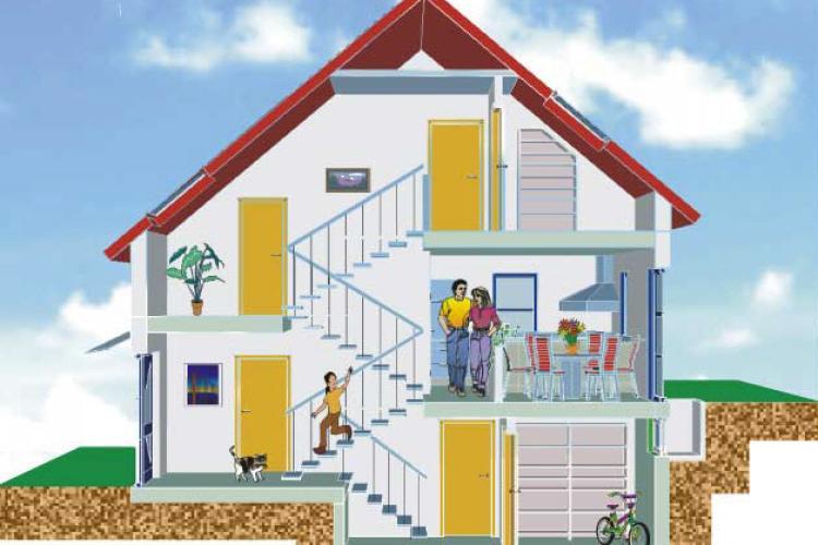 Einfamilienhaus KANDINSKY