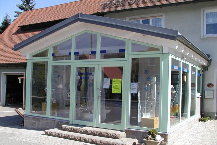 Gewerbe-Anbau Igensdorf