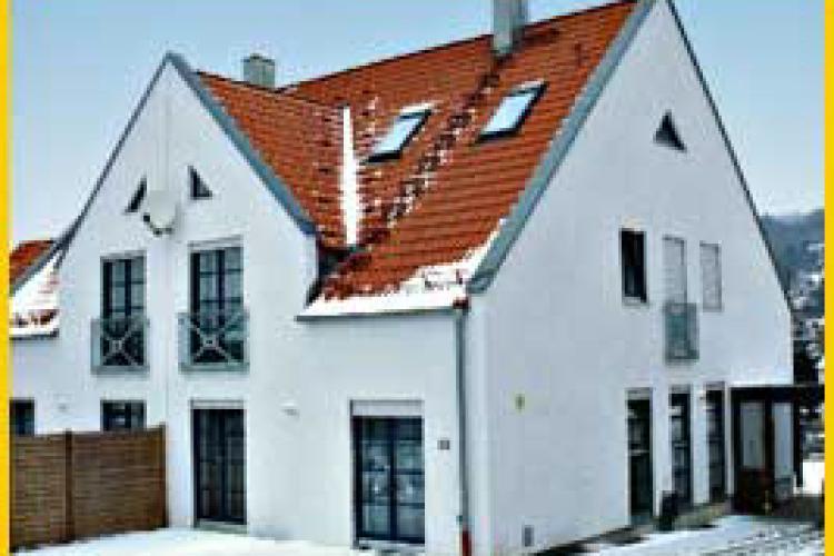 Doppelhaus Weißenohe
