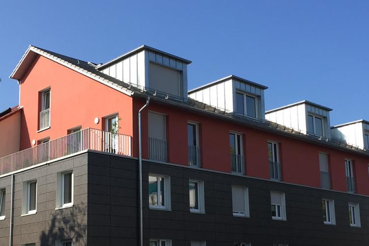Neubau von 13 Mietwohnungen in Erlangen